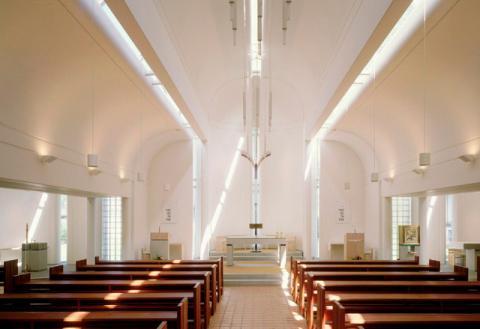 St. Magnus kirke, Lillestrøm. Foto Jiri Havran.